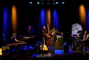 Luca Vantusso<br/>Allan Harris al Jazz Cat Club Ascona <br/>Reportage