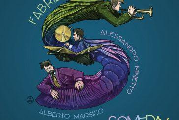 Fabrizio Bosso Spiritual Trio<br/>Someday<br/>Warner, 2019
