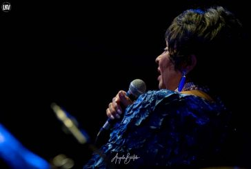 Angela Bartolo<br/>Mary Stallings al Blue Note Milano<br/>Reportage