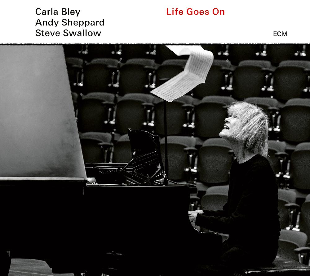 Carla Bley<br/>Life Goes On<br/>ECM, 2020