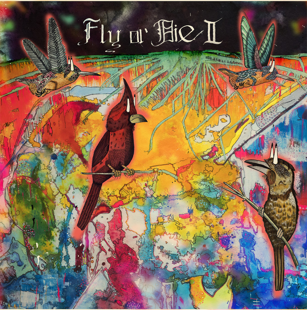 Jaimie Branch<br/>Fly Or Die II: Bird Dogs Of Paradise<br/>International Anthem, 2019
