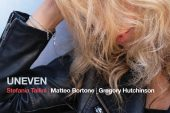 Stefania Tallini<br/>Uneven<br/>AlfaMusic, 2020
