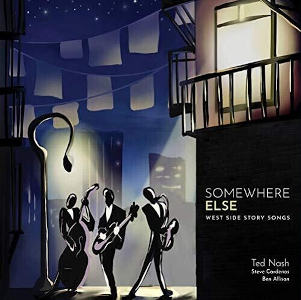 Ted Nash<br/>Somewhere Else – West Side Story Songs<br/>Plastic Sax, 2019