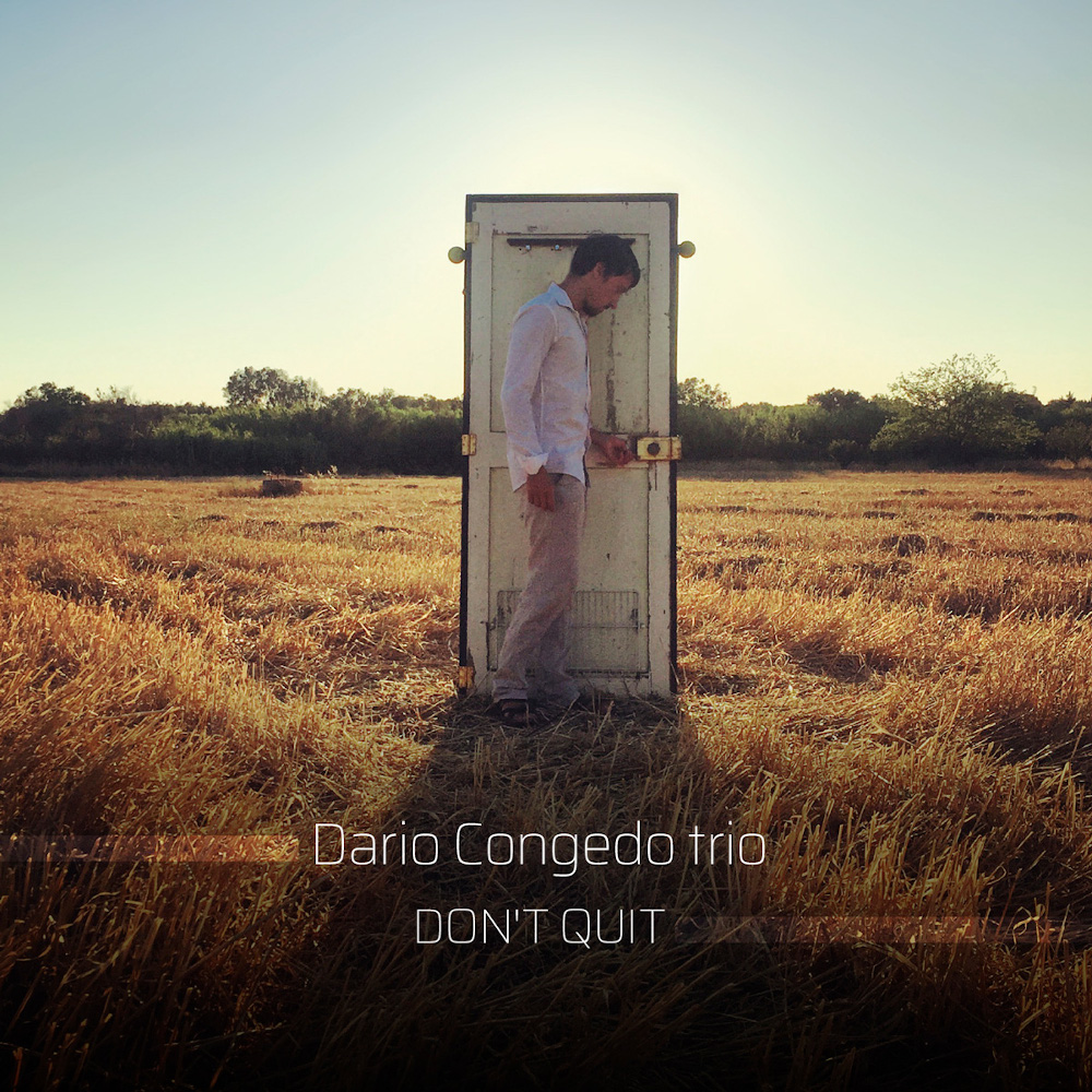 Dario Congedo Trio<br/>Don't Quit<br/>Workin' Label, 2020