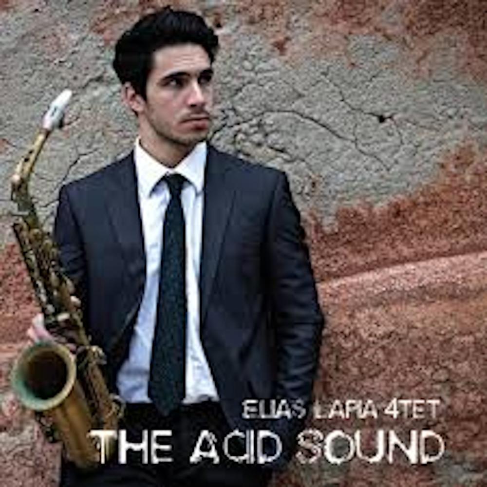 Elias Lapia 4et <br/>The Acid Sound<br/>Emme Record Label, 2020