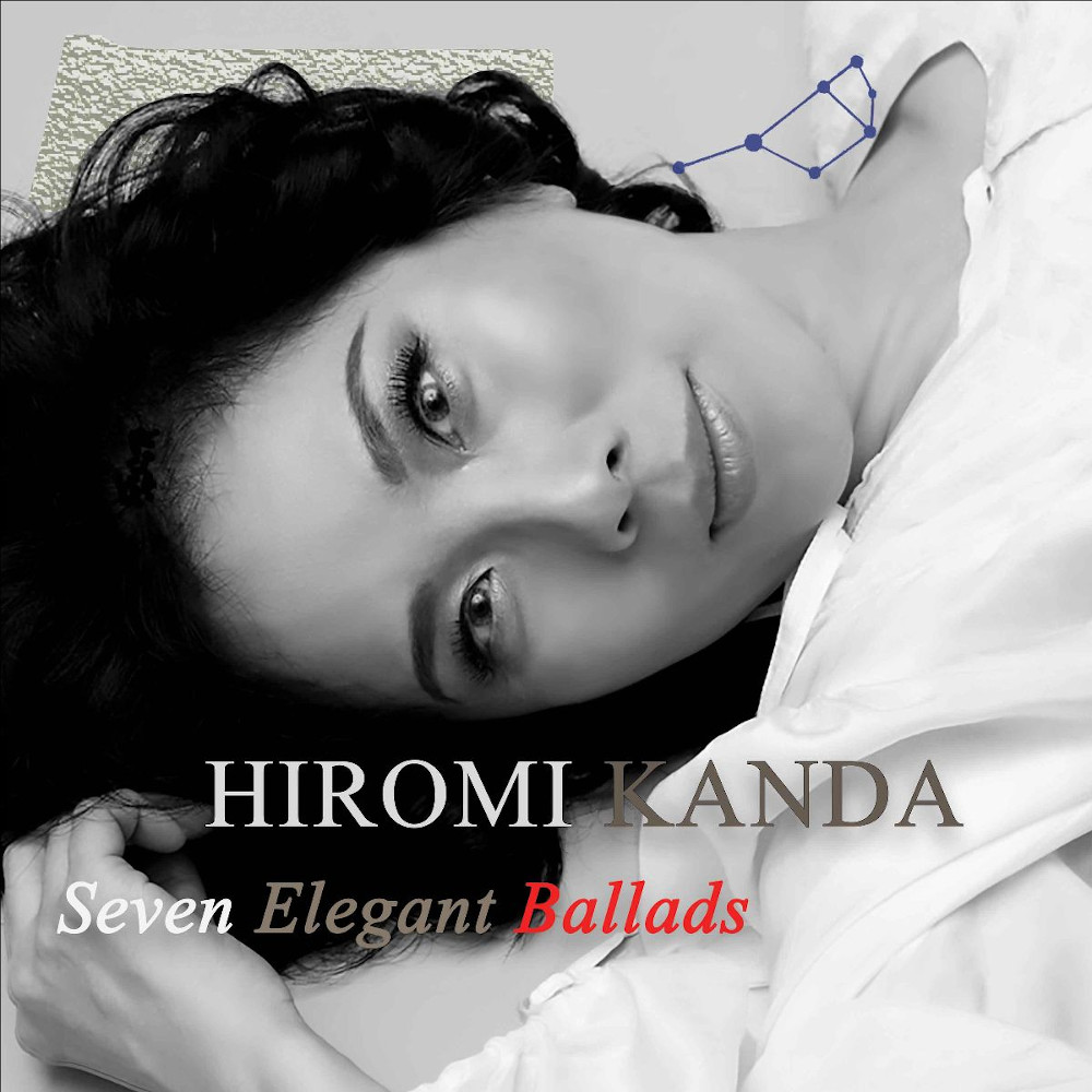 Hiromi Kanda<br/>Seven Elegant Ballads<br/>MusicGate, 2020