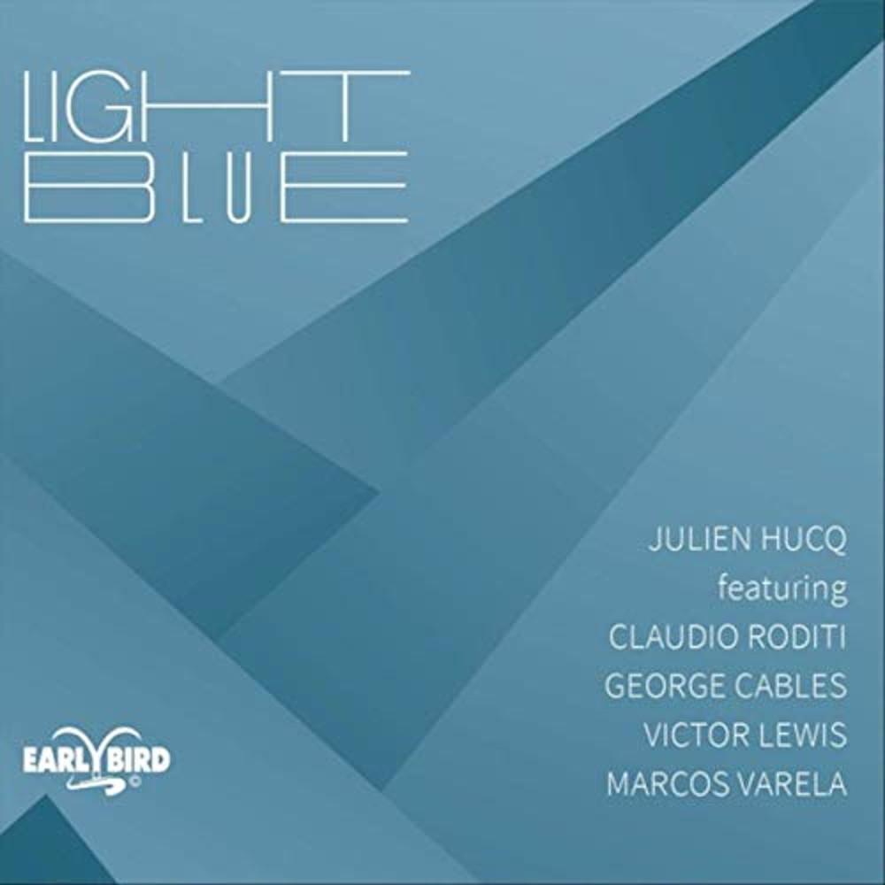 Julien Hucq<br/>Light Blue<br/>Early Bird, 2020