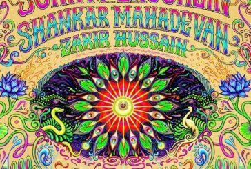 John McLaughlin, Shankar Mahadevan, Zakir Hussain<br/>Is That So?<br/>Abstract Logix, 2020