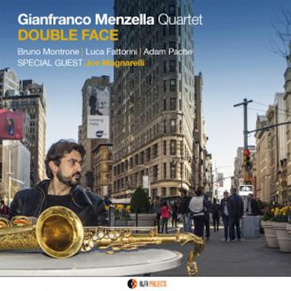Luciano Vanni<br/>Gianfranco Menzella Quartet – Double Face <br/> Editor's Pick