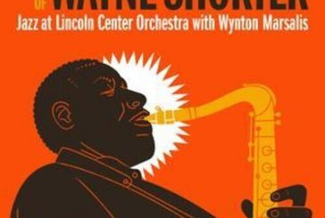 Jazz at Lincoln Center Orchestra with Wynton Marsalis<br/>The Music of Wayne Shorter<br/>Blue Engine, 2020