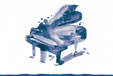 Fred Hersch Duo with Miguel Zenón<br/>Little Suede Shoes<br/>Palmetto, 2020