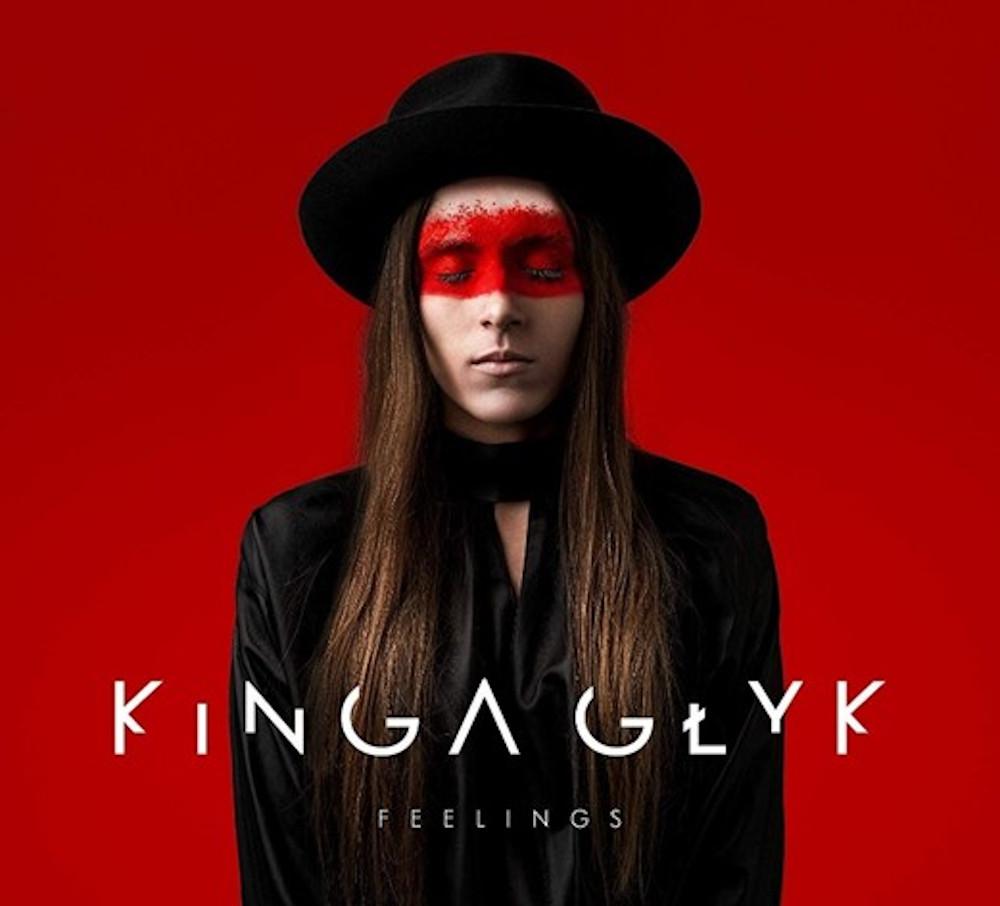 Kinga Glyk <br/> Feelings<br/>Warner, 2019