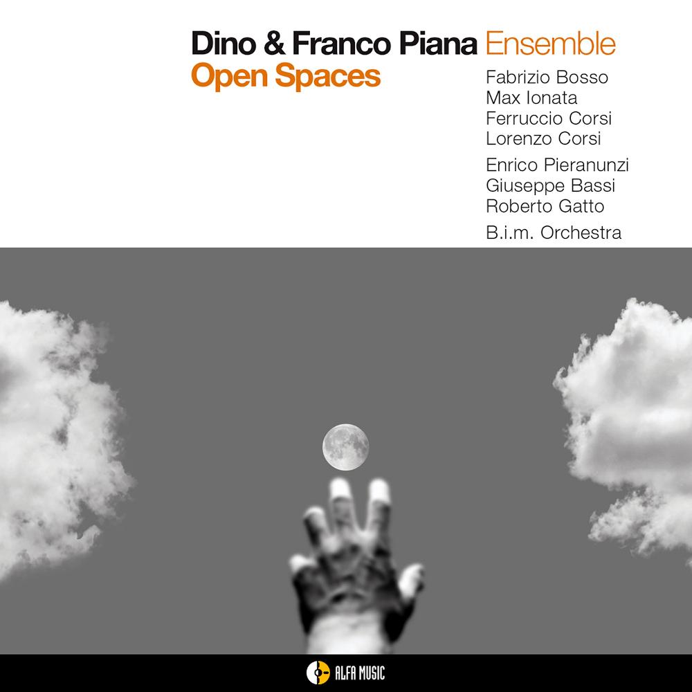 Dino e Franco Piana Ensemble<br/>Open Spaces<br/>AlfaMusic, 2020