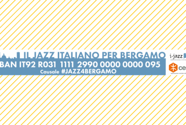 Il jazz italiano per Bergamo