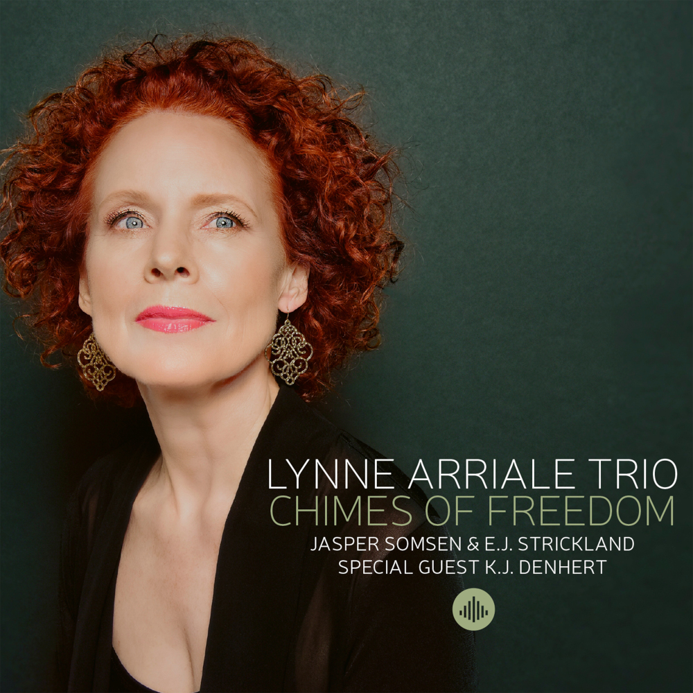 Lynne Arriale Trio <br/>Chimes of Freedom<br/>Challenge, 2020