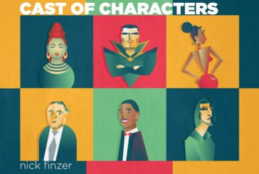 Nick Finzer<br/>Cast of Characters<br/>Outside in Music, 2020