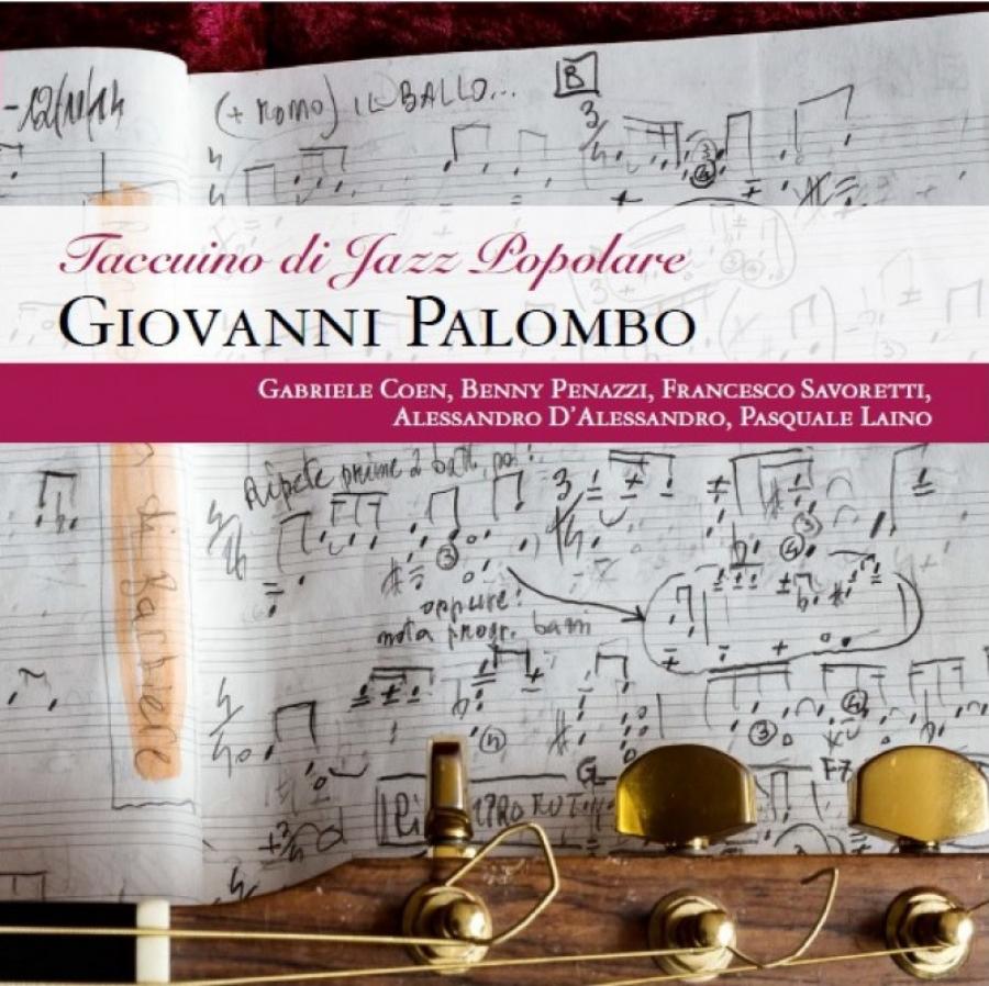 Giovanni Palombo<br/>Taccuino di jazz popolare<br/>Emme Record Label, 2019