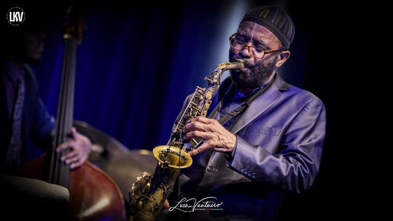 Luca Vantusso<br/>Kenny Garrett al Blue Note Milano<br/>Reportage
