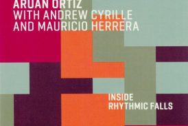 Aruán Ortiz<br/>Inside Rhythmic Falls<br/>Intakt, 2020