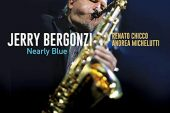 Jerry Bergonzi<br/>Nearly Blue<br/>Savant, 2020