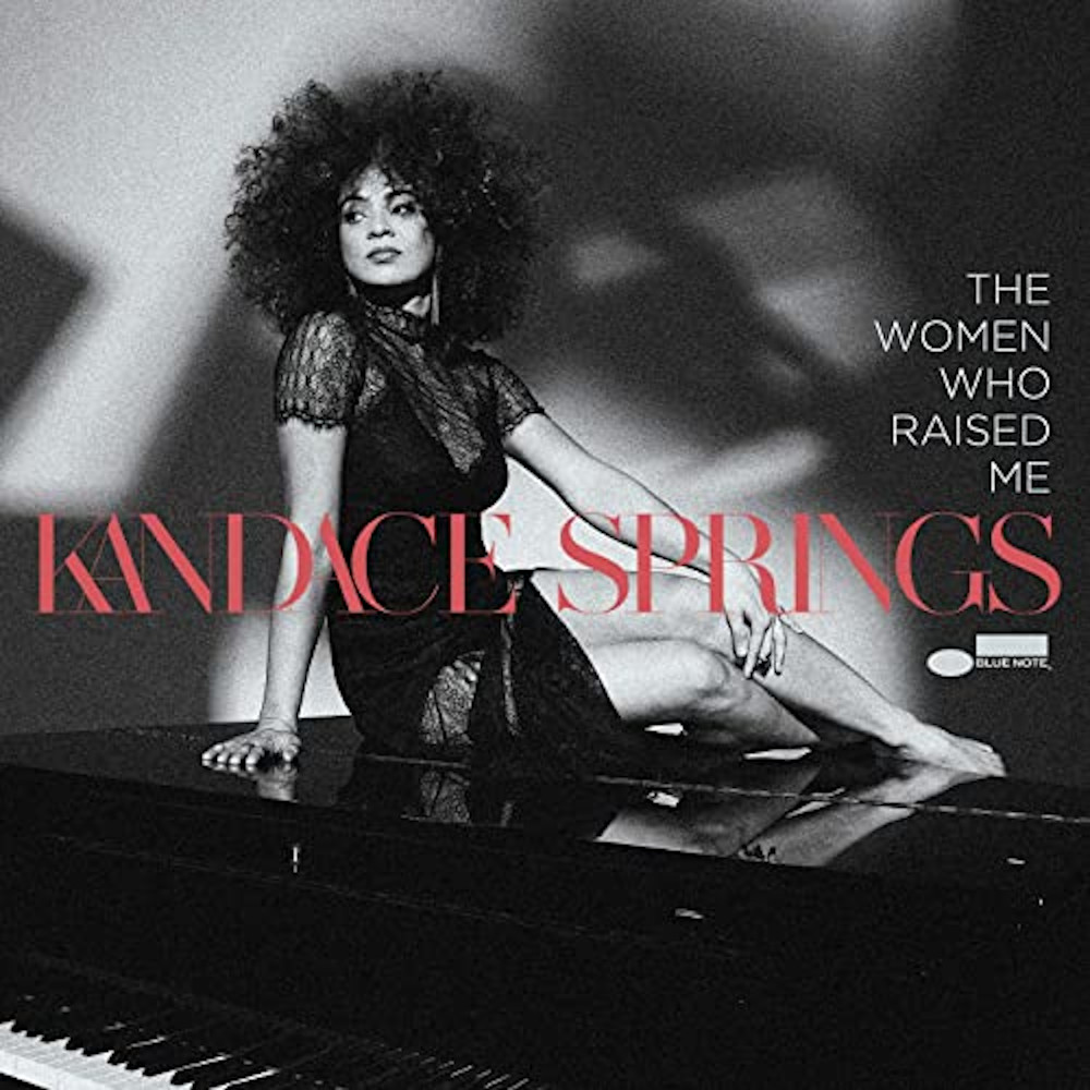 Kandace Springs<br/>The Women Who Raised Me<br/>Blue Note, 2020