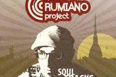 Max Rumiano Project<br/>Soul Tracks vol. 1<br/>Blue Mama, 2020
