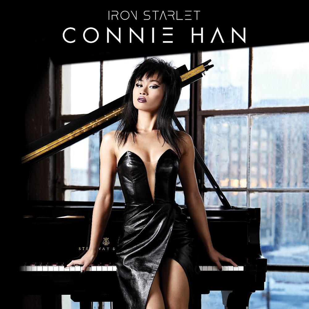Connie Han<br/>Iron Starlet<br/>Mack Avenue, 2020