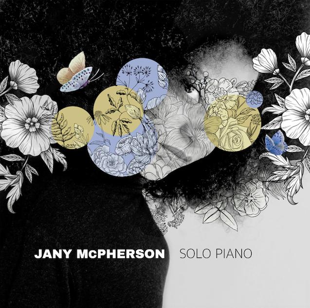 """Esce su tutte le piattaforme digitali """"Solo piano"""", il nuovo album di Jany McPherson"""