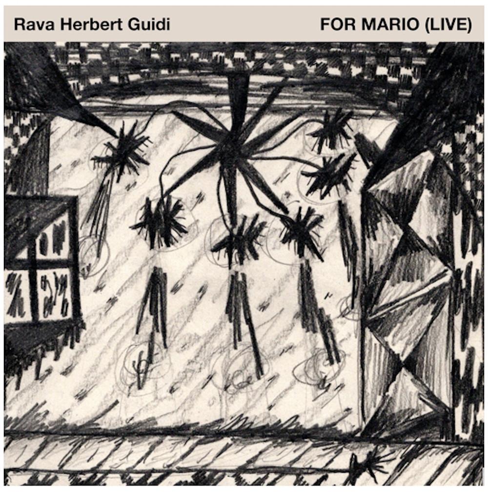 Rava, Herbert, Guidi<br/>For Mario (Live)<br/>Accidental, 2020