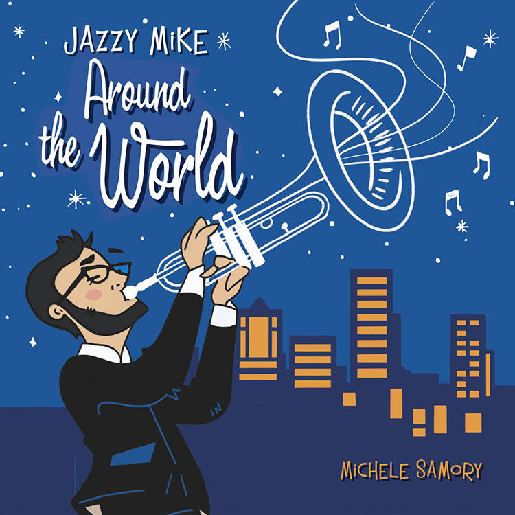 Michele Samory<br/>Jazzy Mike Around The World<br/>Cose Sonore/Alman Music, 2020