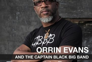 Orrin Evans & The Captain Big Band<br/>The Intangible Between <br/>Smoke Sessions, 2020