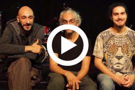 I suoni della Piazza: intervista al Trio Monne