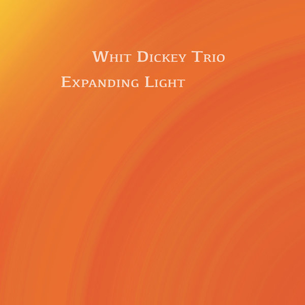 Whit Dickey Trio<br/>Expanding Light<br/>TAO, 2020