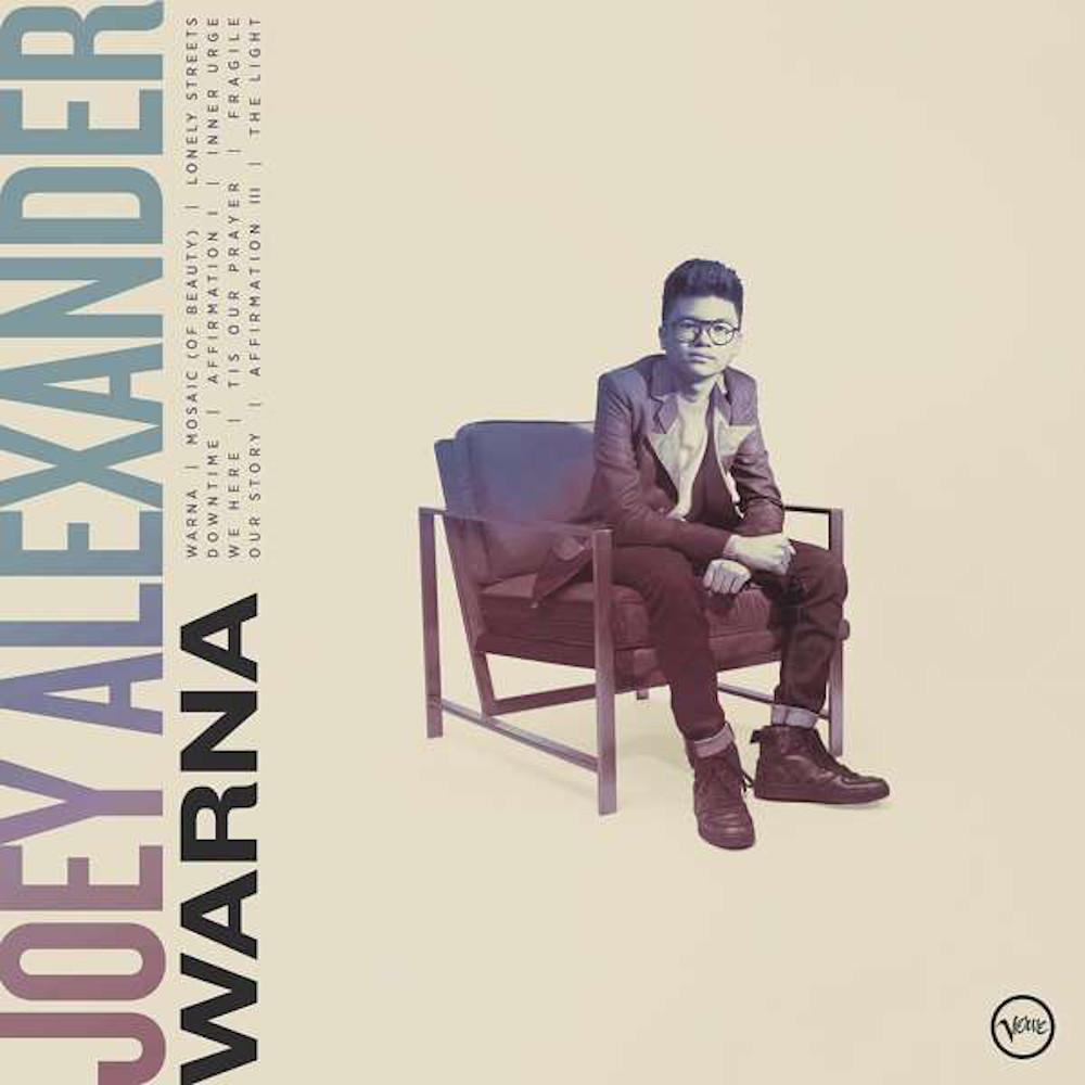 Joey Alexander<br/>Warna<br/>Verve, 2020