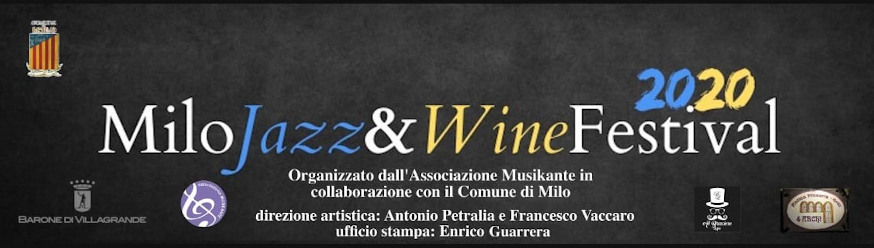 L'Estate del jazz ai tempi del Coronavirus – Milo Jazz & Wine Festival