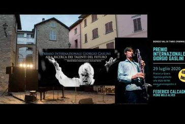 L'Estate del jazz ai tempi del Coronavirus - Premio Internazionale Giorgio Gaslini