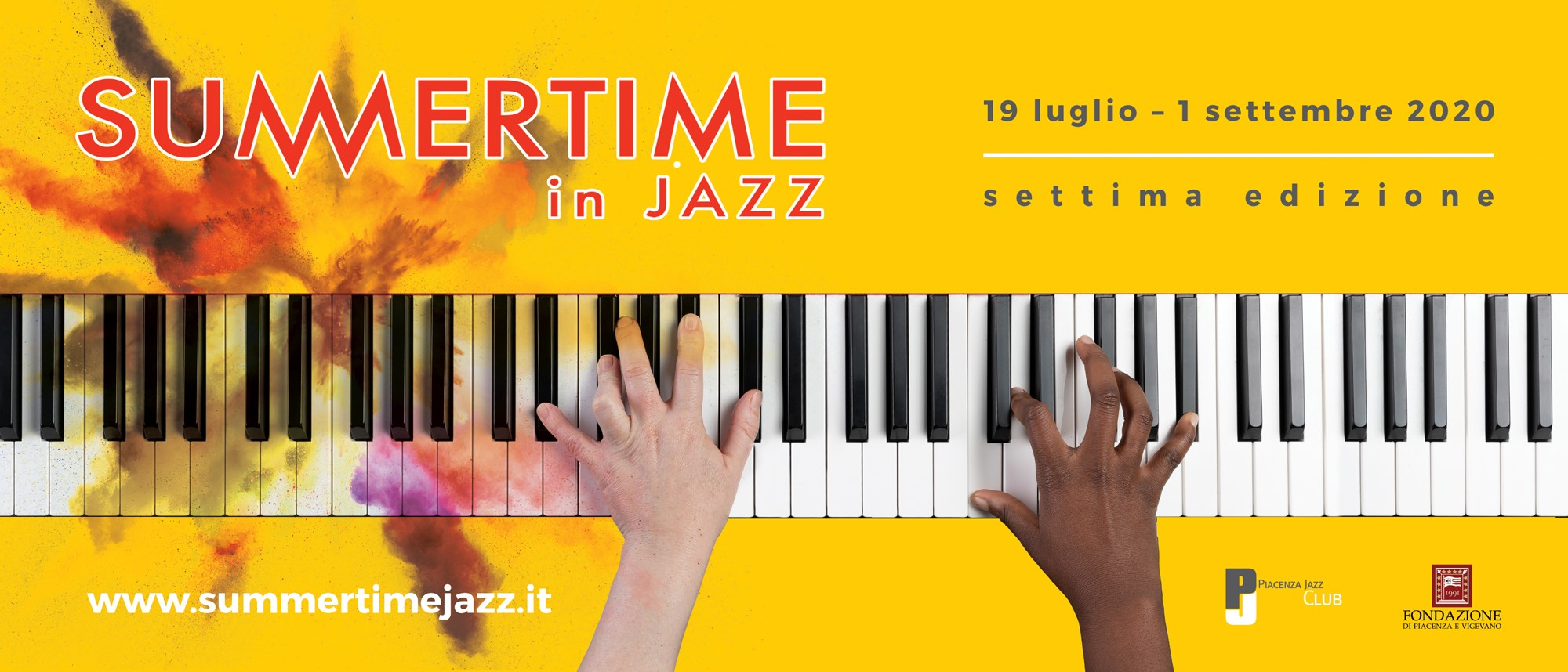 L'Estate del jazz ai tempi del Coronavirus – Summertime in Jazz