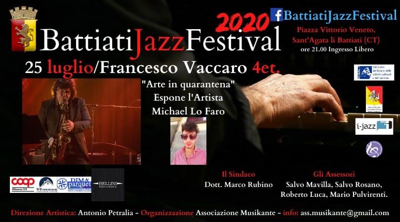 L'Estate del jazz ai tempi del Coronavirus – Battiati Jazz Festival