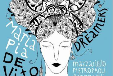 Maria Pia De Vito<br/>Dreamers<br/>VVJ/Jando , 2020