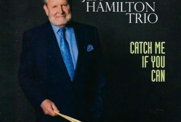 Jaff Hamilton trio<br/>Catch Me If You Can<br/>Capri, 2020