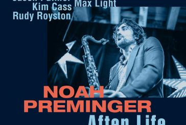 Noah Preminger<br/>After Life<br/>Criss Cross, 2020