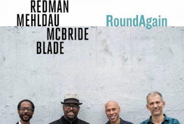 Joshua Redman, Brad Mehldau, Christian McBride, Brian Blade<br/> RoundAgain<br/> Nonesuch, 2020