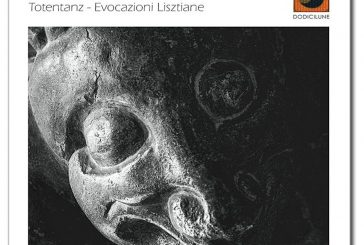 Massimiliano Génot, Emanuele Sartoris<br/>Totentanz - Evocazioni Lisztiane<br/>Dodicilune 2020