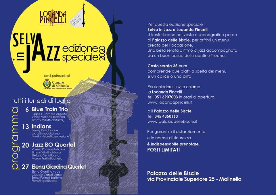 Selva in Jazz 2020