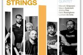 Marcello Sirignano Quintet<br/>The Missing Strings <br/>AlfaMusic, 2020