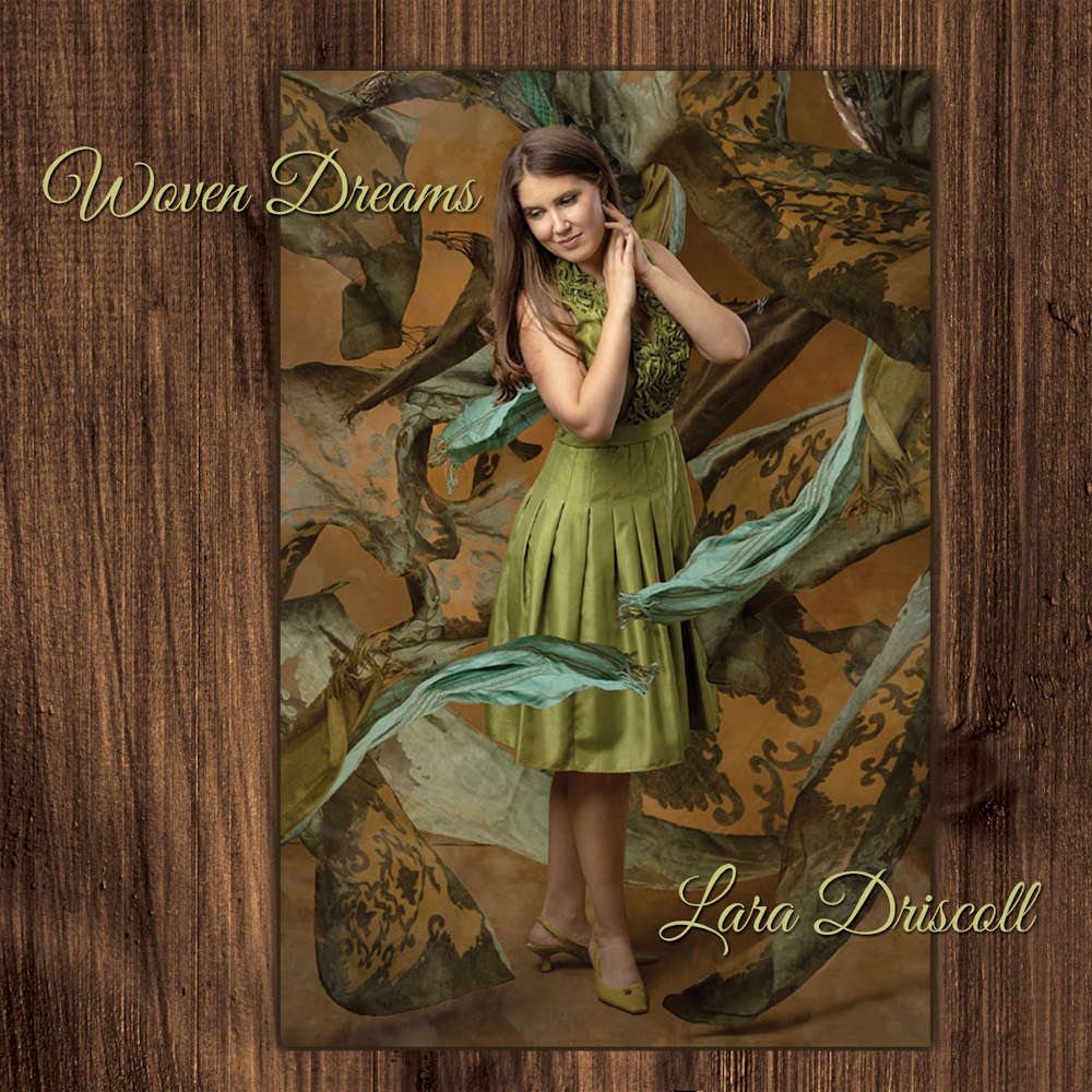 Lara Driscoll<br/>Woven Dreams<br/>Firm Roots , 2020