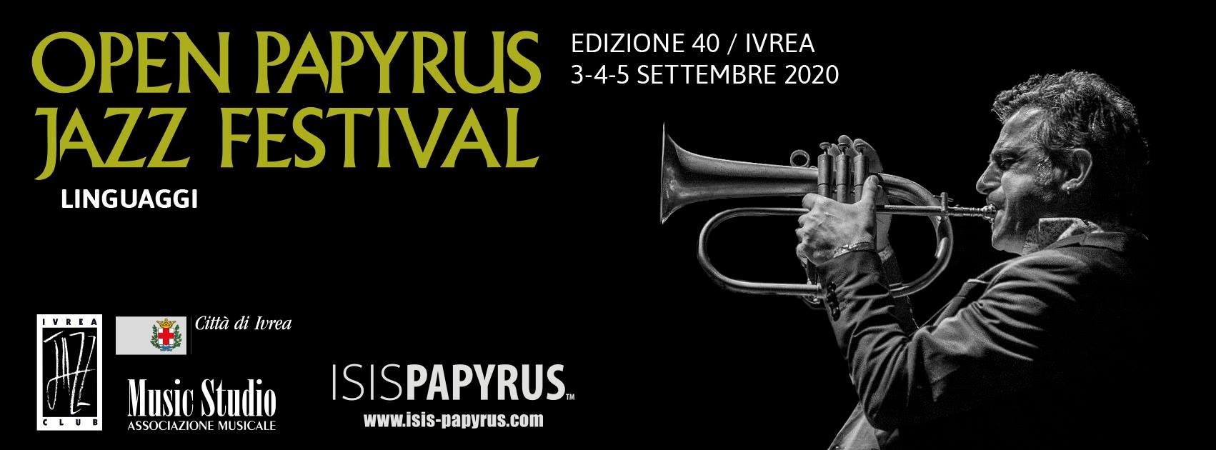 L'Estate del jazz ai tempi del Coronavirus – Open Papyrus Jazz Festival