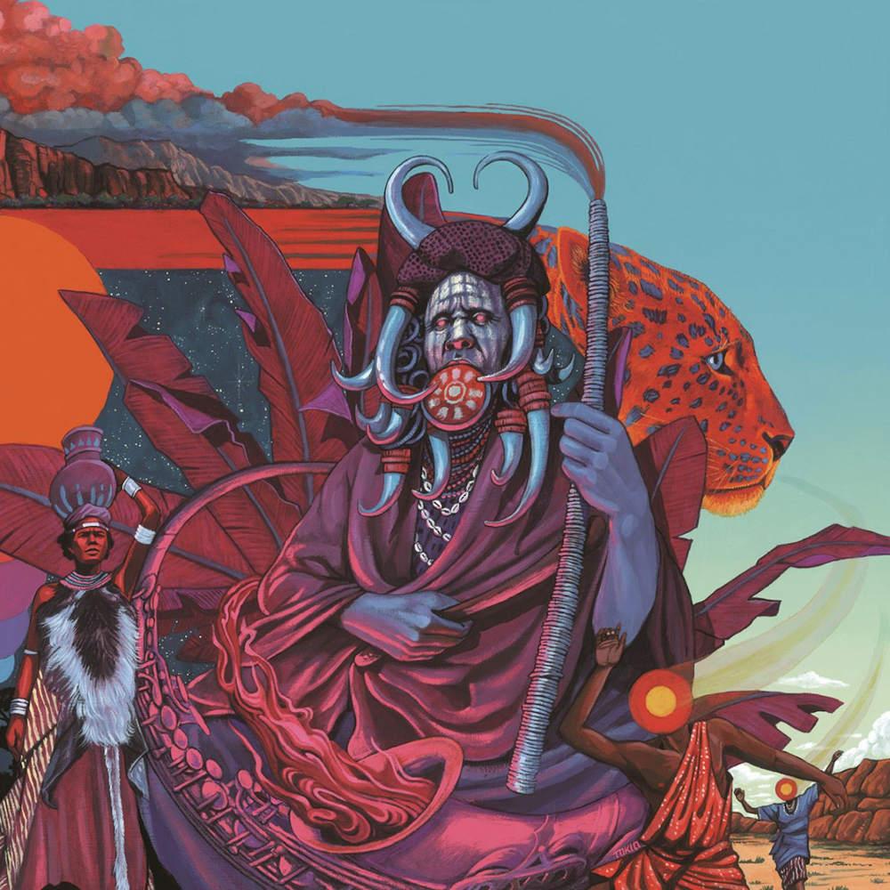 Idris Ackamoor & The Pyramids<br/>Shaman!<br/>Strut, 2020
