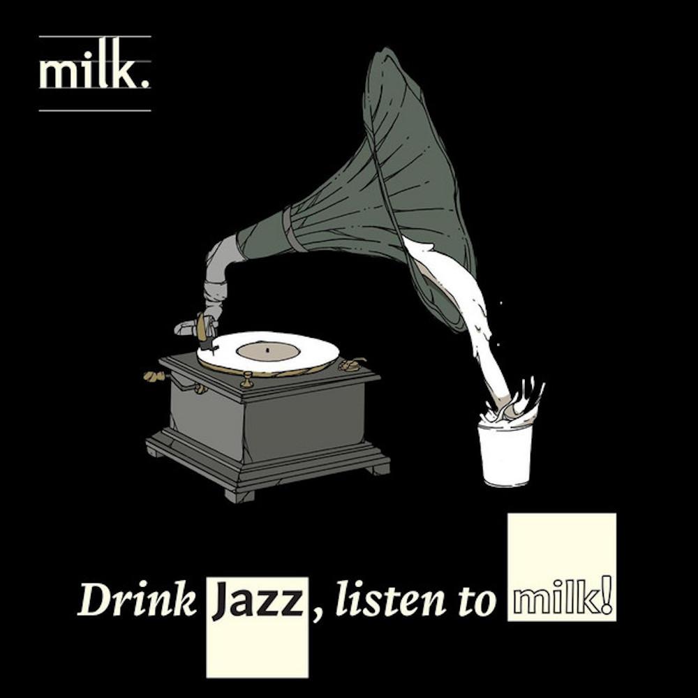 Milk<br/>Drink Jazz, Listen to Milk!<br/>Cat Sound, 2020