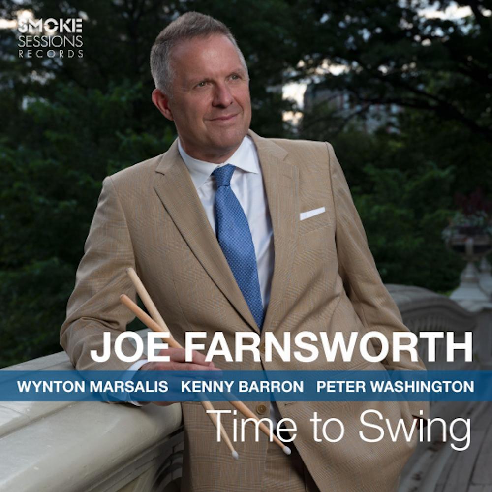 Joe Farsnworth<br/>Time To Swing<br/>Smoke Sessions, 2020